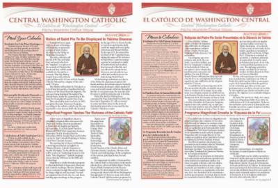 Aug 2019 Central Washington Catholic