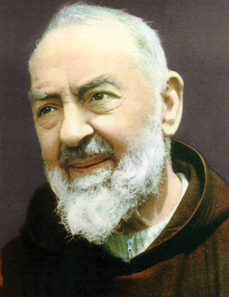 Bishop Tyson Homily For St. Padre Pio Relics Visit Nov. 7, 2019