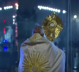 Pope's Homily, Prayer Service March 27, 2020