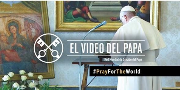 El Papa Pide la Intercesión de la Virgen María