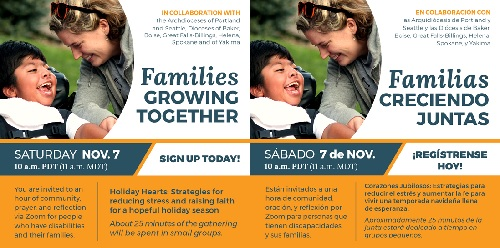 Families Growing Together/Familias Creciendo Juntas