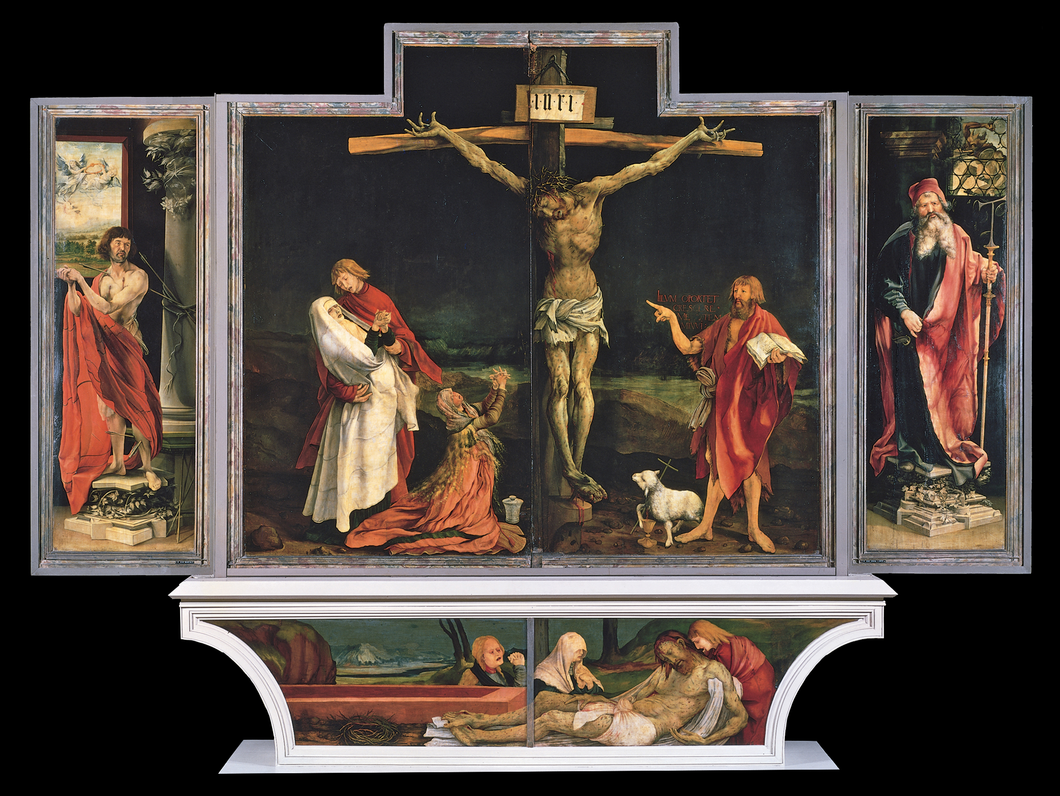 The Form of the Cross: Good Friday Homily / Homilía de Viernes Santo 2021